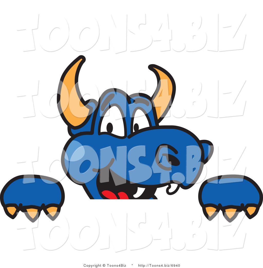 Dragon Mascot Clip Art