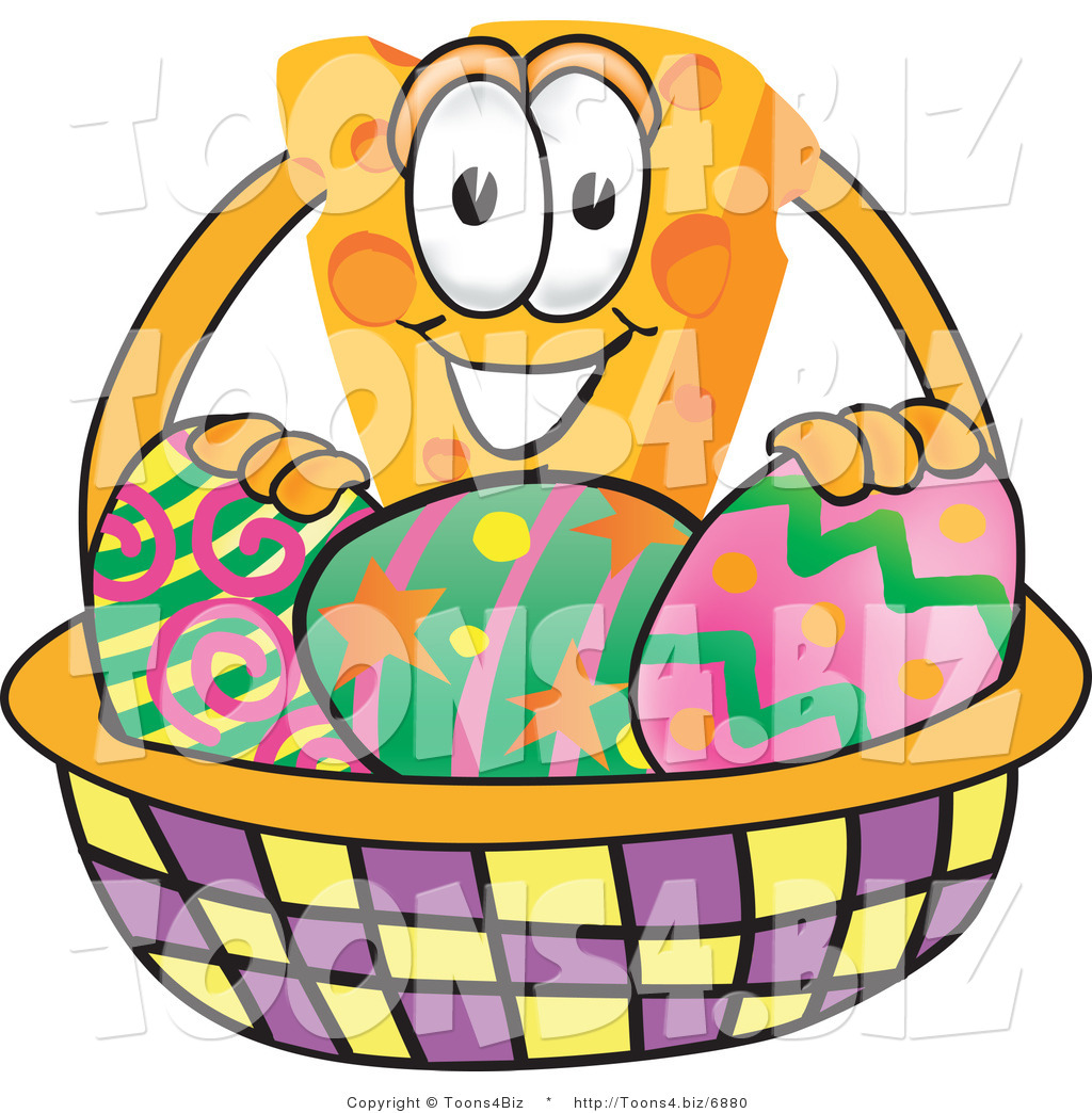 Cartoon Characters Easter Baskets : Royalty free stock mascot designs of cheese cartoon
